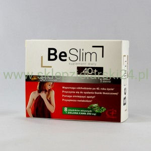 BE SLIM 40+ 30 TABL. COLFARM