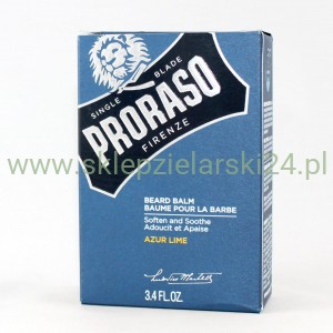 Balsam do brody - Azur Lime 100ml Proraso