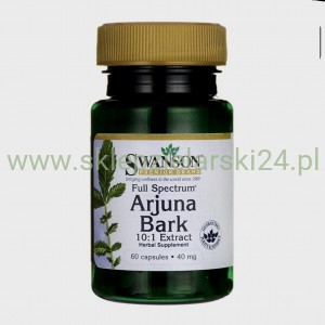 ARJUNA BARK EXSTRACT 40MG 60 KAPS. - SPB