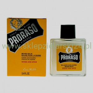 BALSAM DO BRODY - WOOD AND SPICE 100ML PRORASO